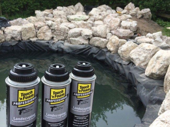 Black landscape gun grade foam 24oz can £72 00 inc vat for 6 x cans